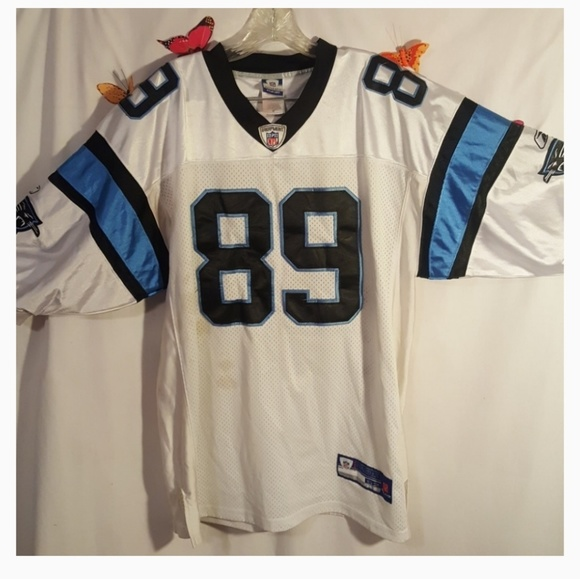 detailed look ff7b2 b0715 NFL Carolina Panthers Jersey #89 Smith